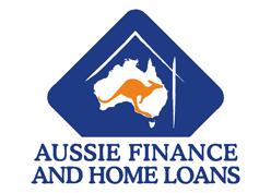 Aussie Finance and Homeloans logo