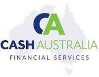 CASH AUSTRALIA logo